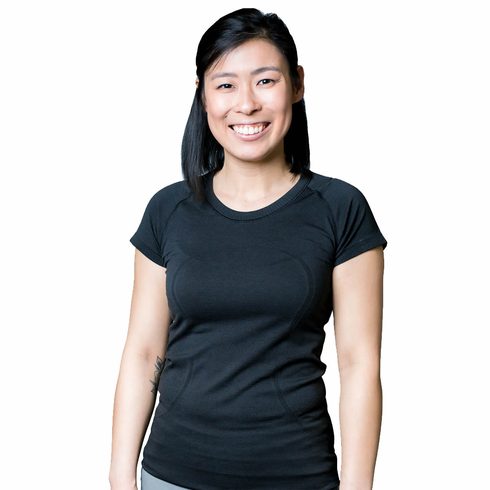 Lisette Cheng - Registered Physiotherapist